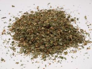 Weißdorn (Crataegus oxyacantha, Crataegus laevigata), getrocknet